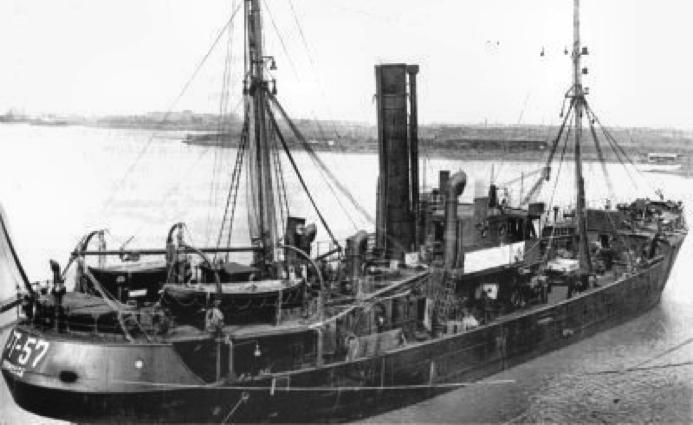 Сторожевой корабль «СКР -23» (РТ-57)