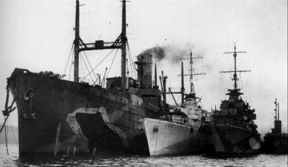 Плавбаза эсминцев «Philoctetes» (F-134)
