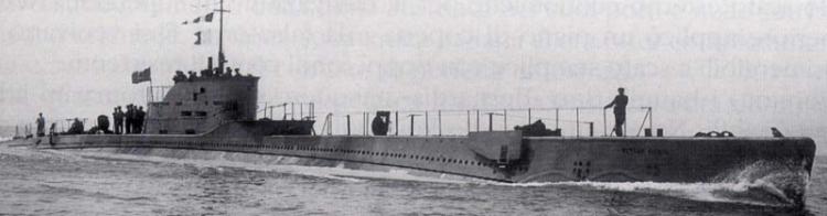Подводная лодка «Vettor Pisani»