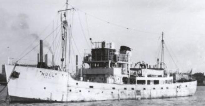 Сторожевой корабль «Mull»