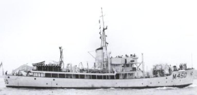 Сторожевой корабль «Orsay»