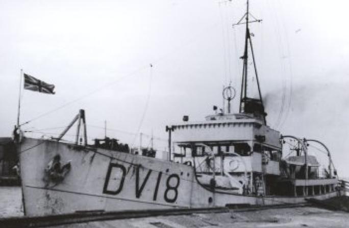 Сторожевой корабль «Switha»