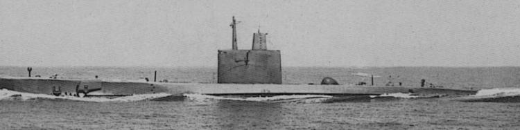 Подводная лодка «Giada»