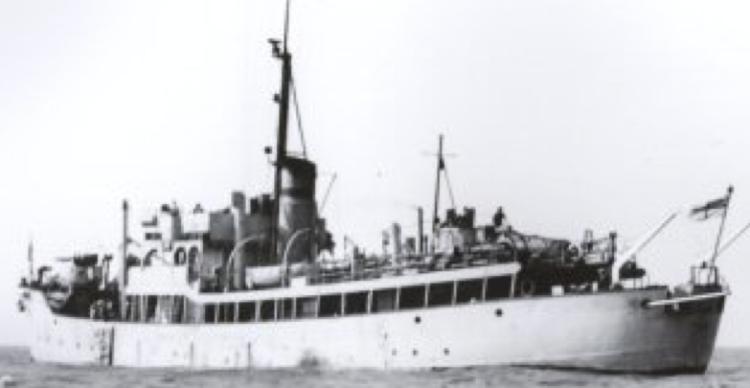 Сторожевой корабль «Tahay»