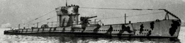 Подводная лодка «Platino»