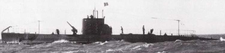 Подводная лодка «Argonauta»