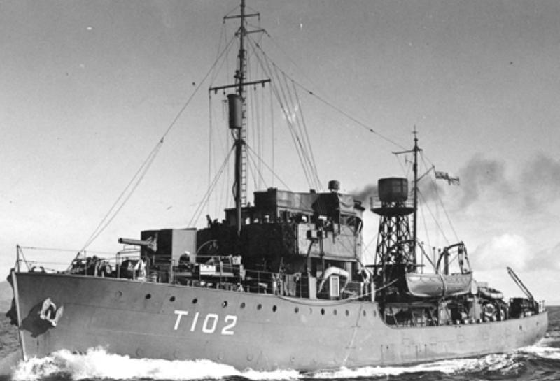 Сторожевой корабль «Kiwi»