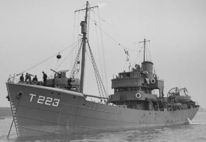 Сторожевой корабль «Bredon»