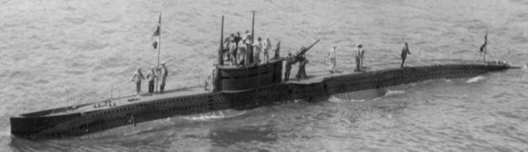 Подводная лодка «Х-2»