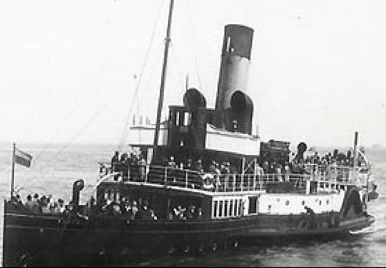 Сторожевой корабль «Portsdown»