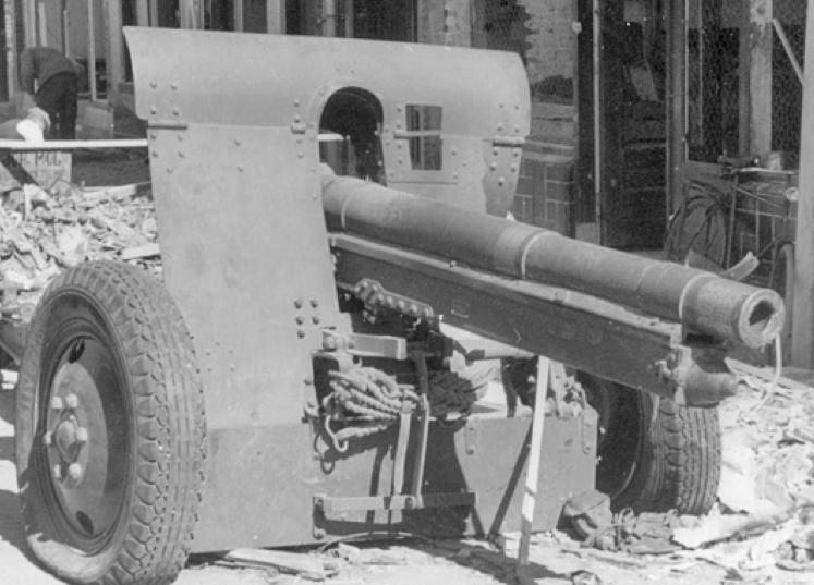 75-мм полевая пушка 7-veld