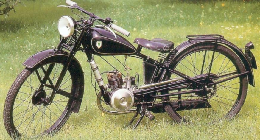Мотоцикл DKW RT-100