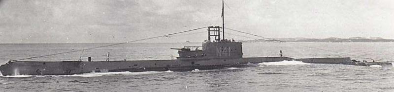 Подводная лодка «Regent»