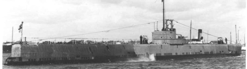 Подводная лодка «Seal»