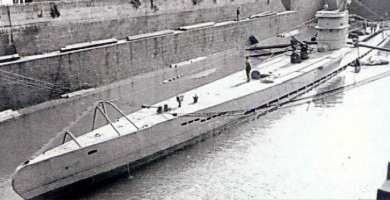 Подводная лодка «U-64»