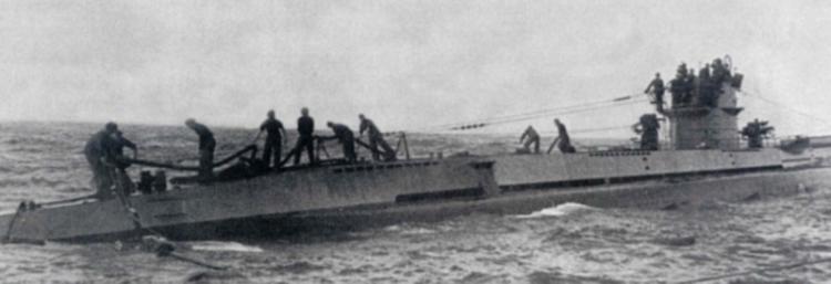 Подводная лодка «U-116»