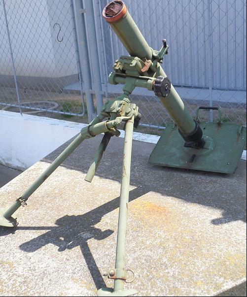 Миномет 8-cm s.G.W.34