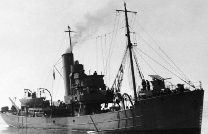 Сторожевой корабль «Sir Galahad»