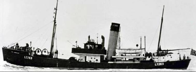 Сторожевой корабль «Sir Lancelot»