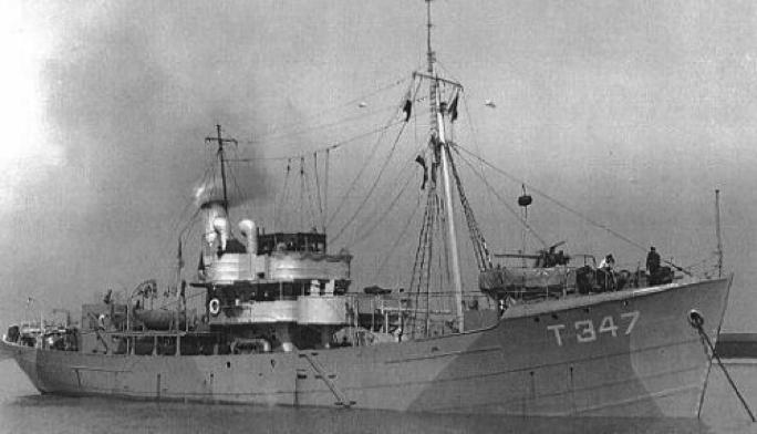 Сторожевой корабль «Pollack»