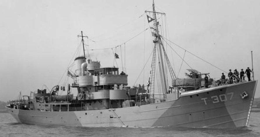 Сторожевой корабль «Herring»