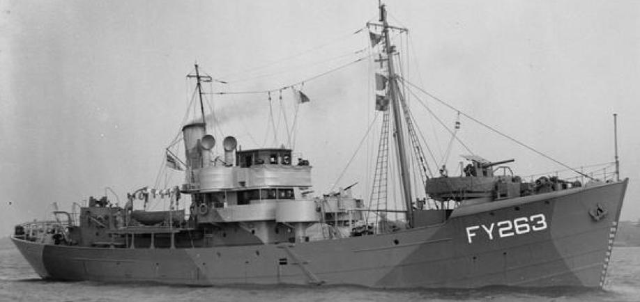 Сторожевой корабль «Grilse»