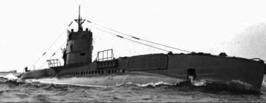 Подводная лодка «Ronis»