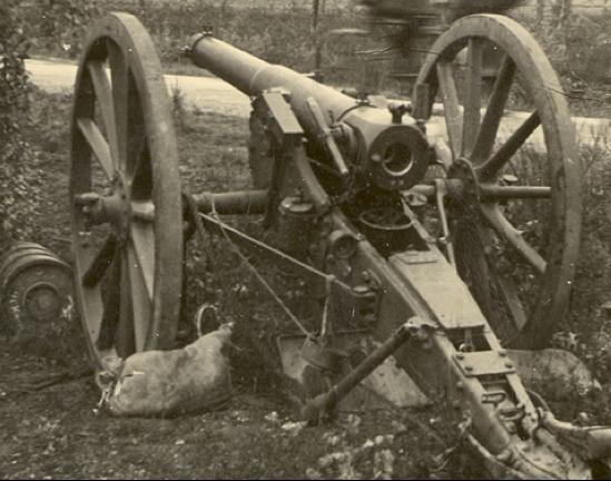 84-мм полевая пушка 8-staal