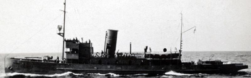 Канонерская лодка «Hameenmaa»