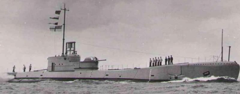 Подводная лодка «Thames»