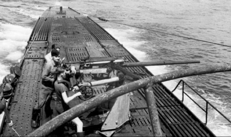 Подводная лодка «U-103»