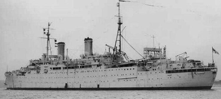 Плавбаза подводных лодок «Wolfe» (F-37)