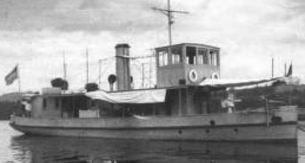 Речная канонерская лодка «Voluntario da Patria»