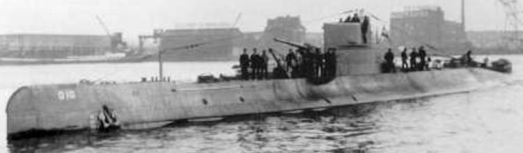 Подводная лодка «O-10»