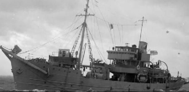 Cторожевой корабль «Promise»