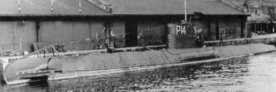 Подводная лодка «О-14»