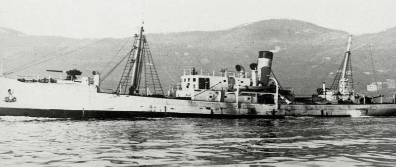 Корабль береговой обороны «Giovanni Berta»