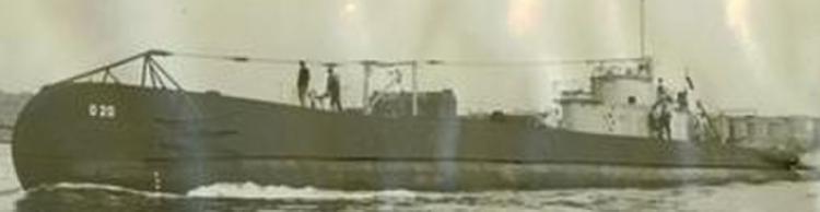 Подводная лодка «О-20»