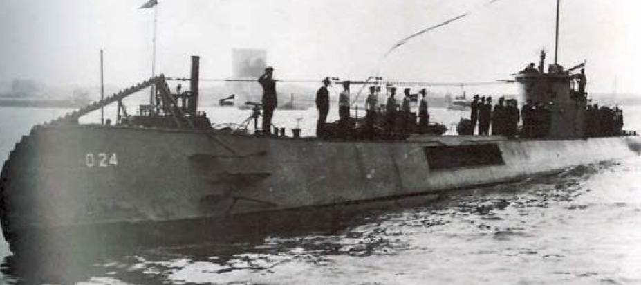 Подводная лодка «О-24»