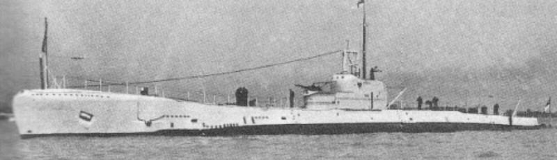 Подводная лодка «Severn»