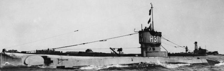 Подводная лодка «Н-31»
