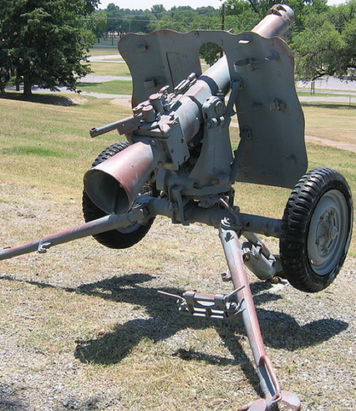 Безоткатное орудие 10,5-cm LG -42