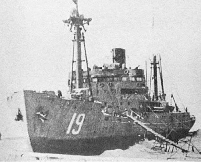 Сторожевой корабль «Дежнев» (СКР-19)