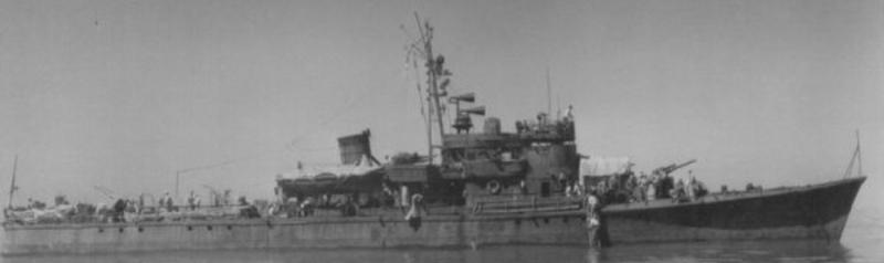 Охотник «Ch-38»
