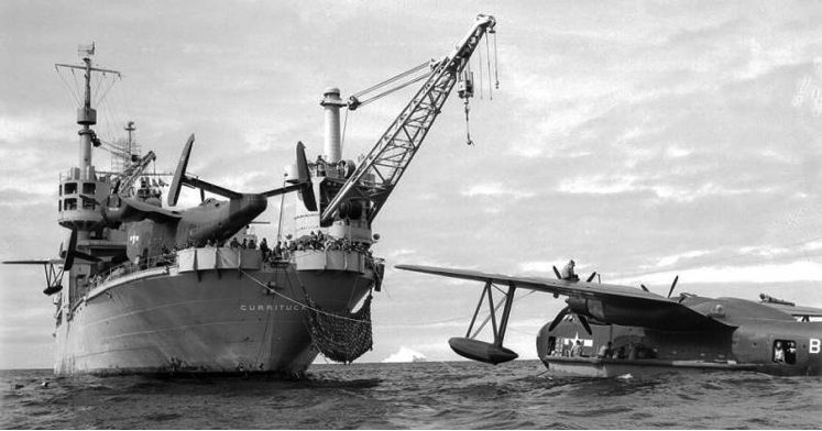 Плавбаза гидроавиации «Currituck» (AV-7)