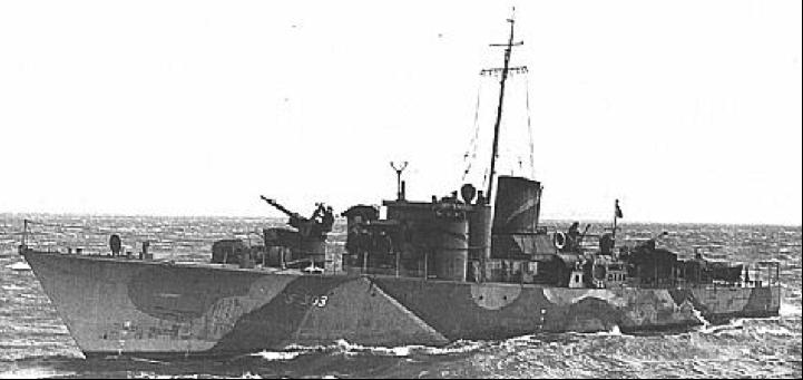 Канонерская лодка SGB3 «Grey Seal»
