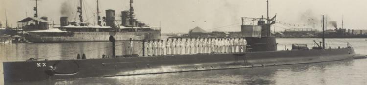 Подводная лодка «K-X»
