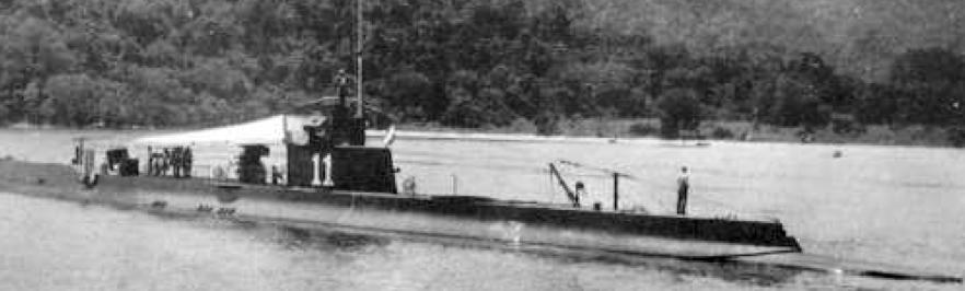Подводная лодка «K-XI»