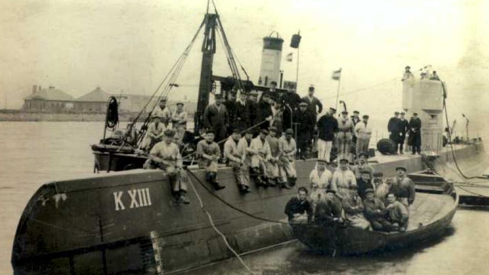 Подводная лодка «K-XIII»