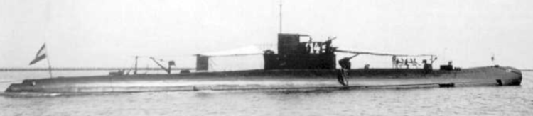 Подводная лодка «K-XIV»